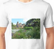 Hidcote house and gardens Unisex T-Shirt