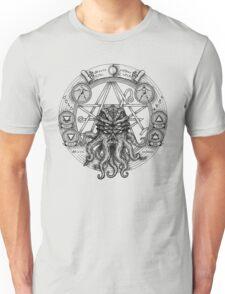 Cthulhu Pentagram Unisex T-Shirt