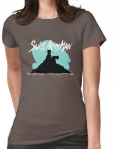 Swiss Army Womens Fitted T-Shirt