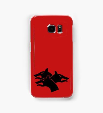 Kerberos Samsung Galaxy Case/Skin