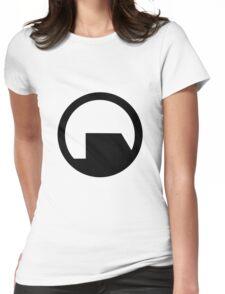 Black Mesa Logo - Half life Womens Fitted T-Shirt