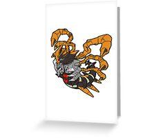 Giracron Greeting Card