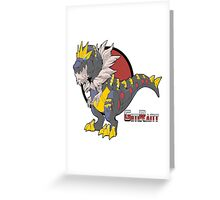 GrimRant Greeting Card
