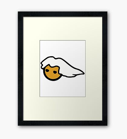 PC Masterrace head Framed Print