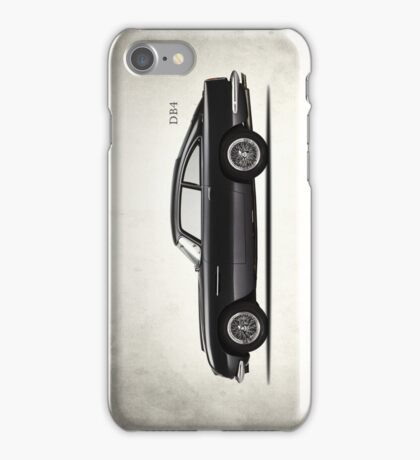 The 1963 DB4 iPhone Case/Skin