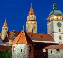 Bouzov Castle Sticker