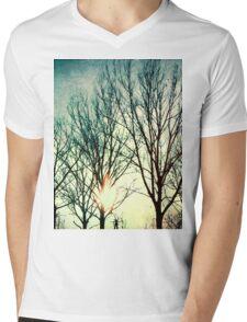Landscape 07 Mens V-Neck T-Shirt