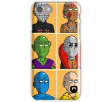 The One Punch Bunch iPhone Case/Skin