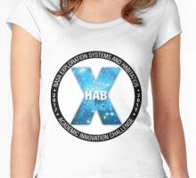 X-Hab 2017 Competition Logo Women's Fitted Scoop T-Shirt