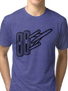 Oldsmobile Rocket 88 Badge Tri-blend T-Shirt