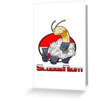 SludgeNium Greeting Card
