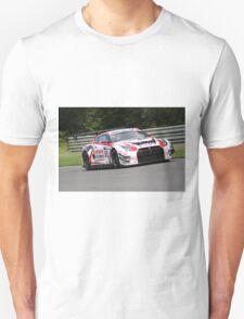 Hoy and Mardenborough - Nissan GTR  Unisex T-Shirt