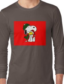 SNOOPY CHRISTMAS 11 Long Sleeve T-Shirt