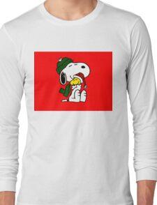 SNOOPY CHRISTMAS 11 Long Sleeve T-Shirt