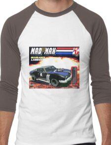 Mad Max Meets G.I. Joe Men's Baseball ¾ T-Shirt