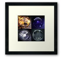 Lux Elementalist Framed Print
