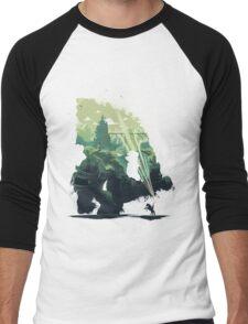 Colossal World Men's Baseball ¾ T-Shirt