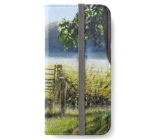 Misty Morning iPhone Wallet/Case/Skin