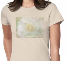 A Whisper... Womens Fitted T-Shirt