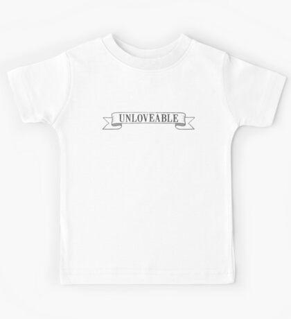 Unloveable Kids Clothes