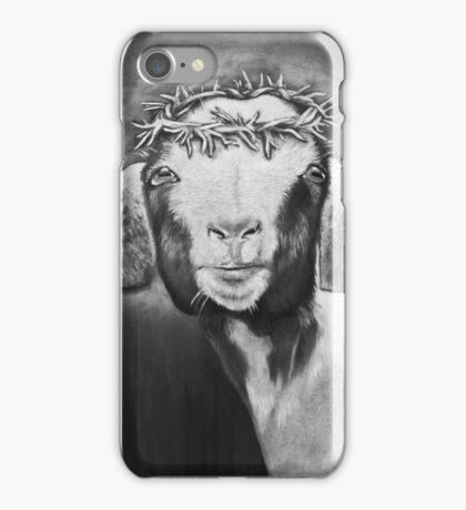 Scapegoat iPhone Case/Skin