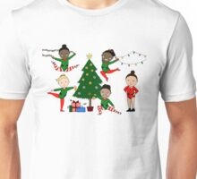 Final Five Christmas Unisex T-Shirt
