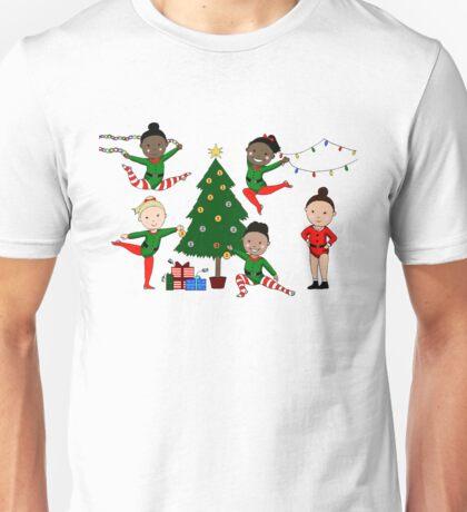 Final Five Christmas Unisex T-Shirt