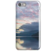 Perthshire peace, Loch Tay, Scotland iPhone Case/Skin