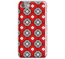 batik is love  iPhone Case/Skin