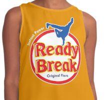 """""""Ready to Break"""" (Vest) Contrast Tank"""