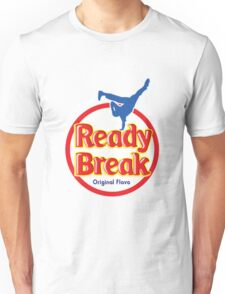 """Ready to Break"" (Vest) Unisex T-Shirt"