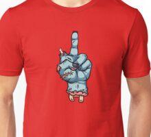 Peace? - Zombie Unisex T-Shirt