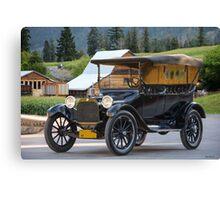 1915 Dodge Bros Touring Car Canvas Print
