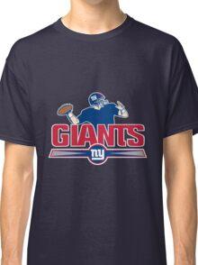 GIANTS NEW YORK LOGO Classic T-Shirt