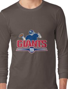 GIANTS NEW YORK LOGO Long Sleeve T-Shirt