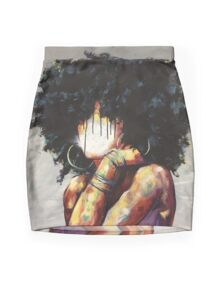 Naturally II Mini Skirt