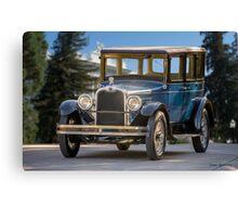 1926 Oakland Sedan Canvas Print