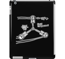 BTTF: Flux capacitor iPad Case/Skin