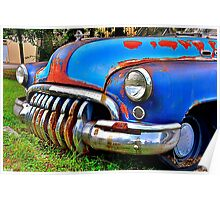 Buick Super Poster