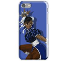 Black Chun Li iPhone Case/Skin