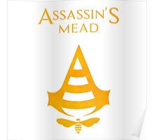 Assassin's Mead Poster