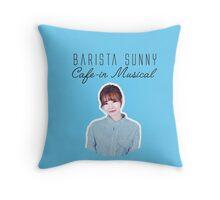 SNSD Sunny Throw Pillow