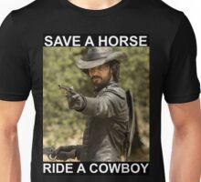 Westworld - Hector Escaton Unisex T-Shirt