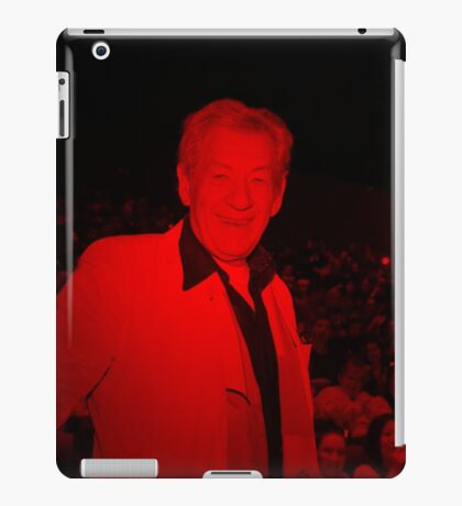 Ian Mckellen - Celebrity iPad Case/Skin