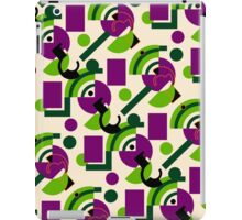 Art Deco Riddles iPad Case/Skin