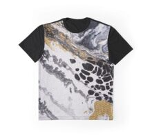 Beautiful Painted Abstract Into the Web Graphic T-Shirt