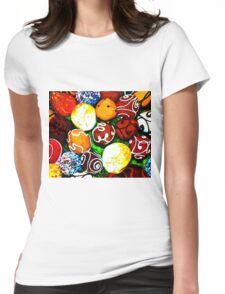 Holiday sweets Womens Fitted T-Shirt