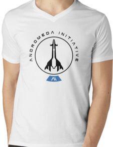 ANDROMEDA INITIATIVE - TEMPEST Mens V-Neck T-Shirt
