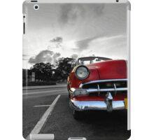 Oldtimer Cuba iPad Case/Skin