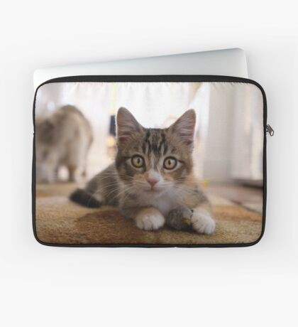 Mallory and her Mousie Laptop Sleeve